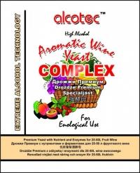 Дрожжи винные Alcotec Aromatic Wine Complex