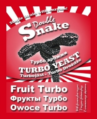 Дрожжи Turbo Fruit Double Snake