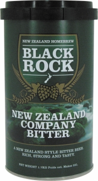 Black Rock New Zealand Bitter