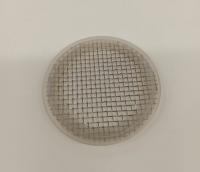Прокладка силиконовая кламп 2` с ситечком из нержавейки
