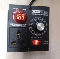Регулятор мощности с электронным табло, до 4 кВт