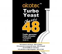 Дрожжи Alcotec Turbo 48 Classic