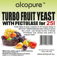 Дрожжи Turbo Fruit Yeast 40 г