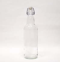 Бутылка с бугелем 1 л