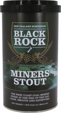 Black Rock Miner`s Stout