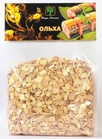 Щепа для копчения Ольха, 500 гр