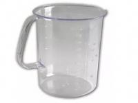 Мерный стакан 1000 мл (пластик)