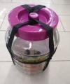 Бутыль стеклянная 15 литров с гидрозатвором