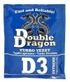 Дрожжи DoubleDragon D3, 92 г