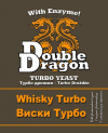 Дрожжи DoubleDragon Whisky, 72 г