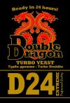 Дрожжи Double Dragon D-24, 178 гр.