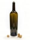 Бутыль винная с пробкой 0,75 л