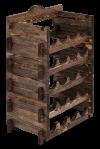 Шкаф для хранения вина на 20 бутылок